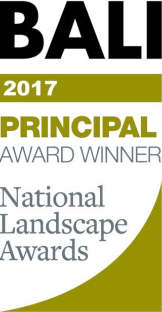 BALI Principal Award Winner